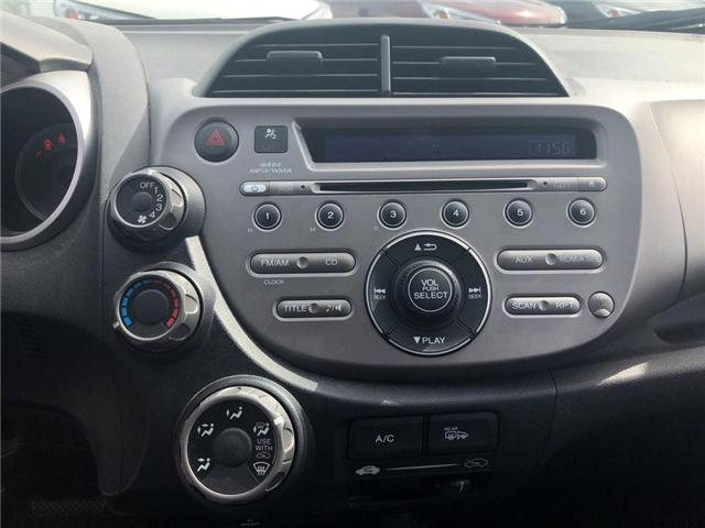 2014 Honda Fit LX (Stk: I180920A) in Mississauga - Image 13 of 17