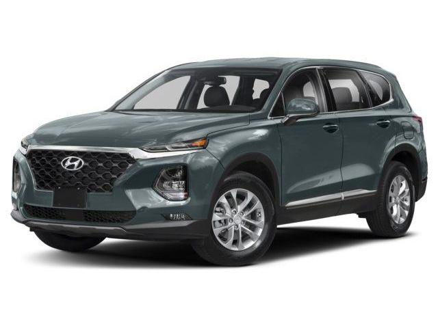 2019 Hyundai Santa Fe Luxury (Stk: H97-4487) in Chilliwack - Image 1 of 9