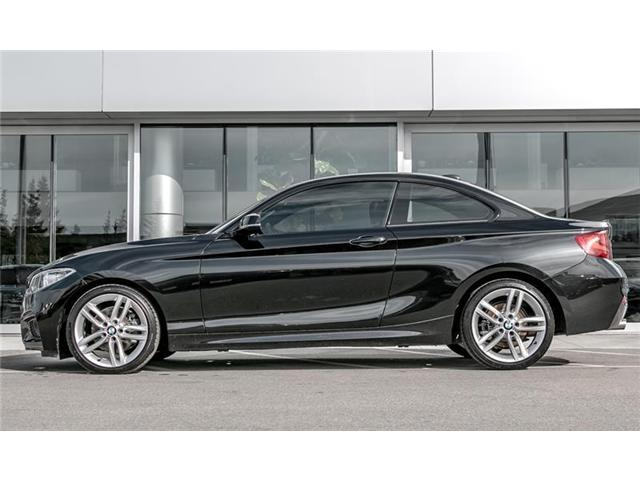2017 BMW 230i xDrive Coupe (Stk: U7380A) in Vaughan - Image 2 of 19
