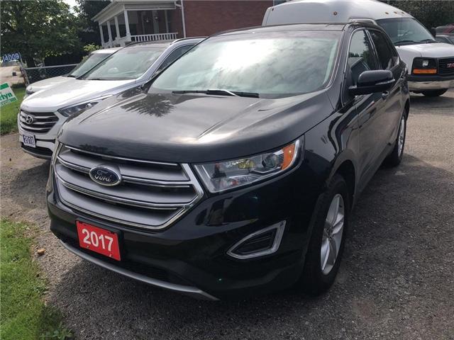 2017 Ford Edge SEL (Stk: 2FMPK4) in Belmont - Image 1 of 16