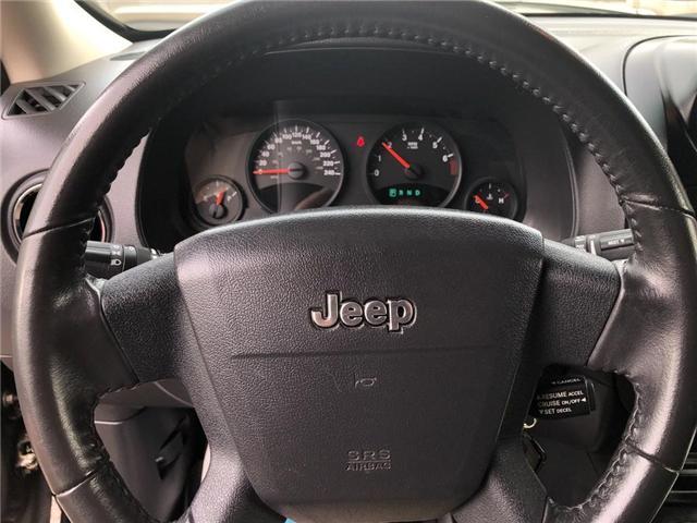 2010 Jeep Patriot Sport/North (Stk: 1J4NT2) in Belmont - Image 17 of 19