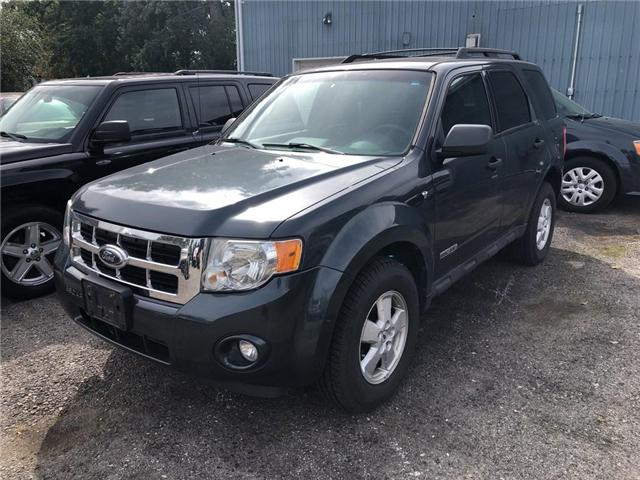 2008 Ford Escape XLT (Stk: 1FMCU9) in Belmont - Image 1 of 12