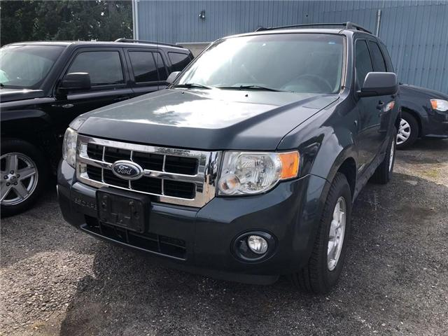2008 Ford Escape XLT (Stk: 1FMCU9) in Belmont - Image 2 of 12