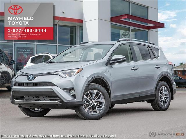 2018 Toyota RAV4 Hybrid LE+ (Stk: 1802558) in Edmonton - Image 1 of 24