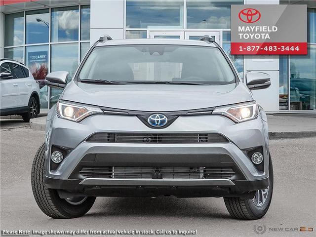 2018 Toyota RAV4 Hybrid LE+ (Stk: 1802558) in Edmonton - Image 2 of 24
