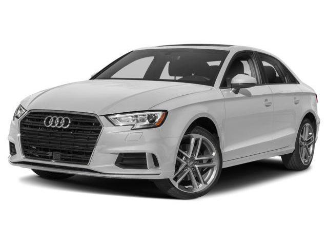 2018 Audi A3 2.0T Komfort quattro 6sp S tronic (Stk: 10508) in Hamilton - Image 1 of 9