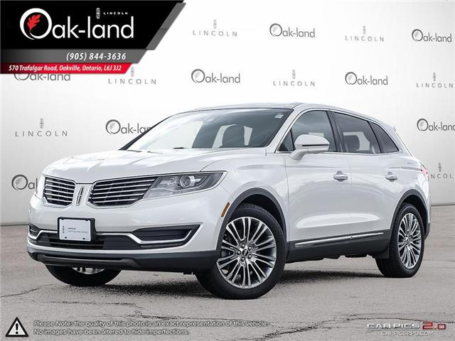 2016 Lincoln MKX Reserve (Stk: R3339) in Oakville - Image 1 of 29