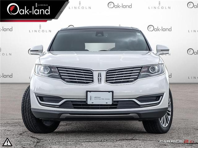 2016 Lincoln MKX Reserve (Stk: R3339) in Oakville - Image 2 of 29
