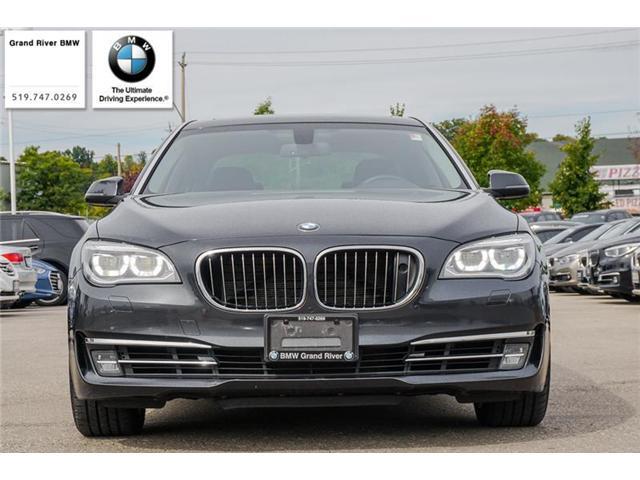 2013 BMW 740 Li xDrive (Stk: PW4378A) in Kitchener - Image 2 of 22