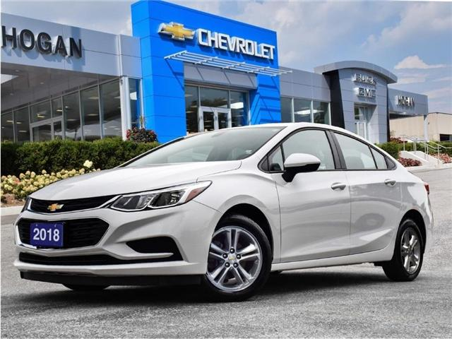 2018 Chevrolet Cruze LT Auto (Stk: A110264) in Scarborough - Image 1 of 24