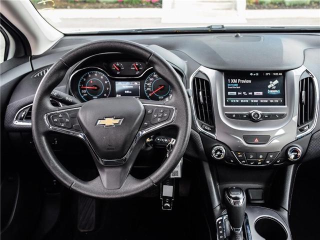 2018 Chevrolet Cruze LT Auto (Stk: A110264) in Scarborough - Image 22 of 24