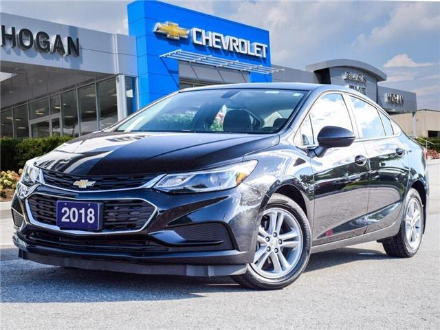 2018 Chevrolet Cruze LT Auto (Stk: A115987) in Scarborough - Image 1 of 25