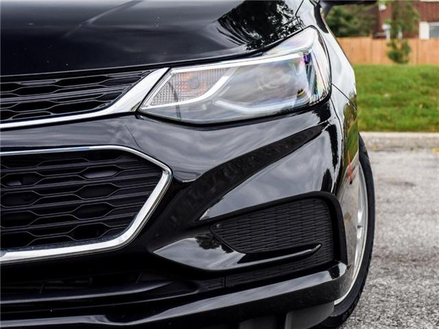 2018 Chevrolet Cruze LT Auto (Stk: A115987) in Scarborough - Image 6 of 25