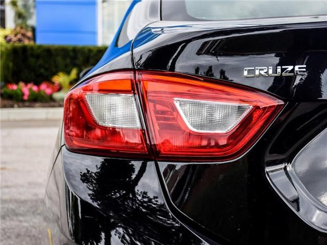 2018 Chevrolet Cruze LT Auto (Stk: A115987) in Scarborough - Image 7 of 25