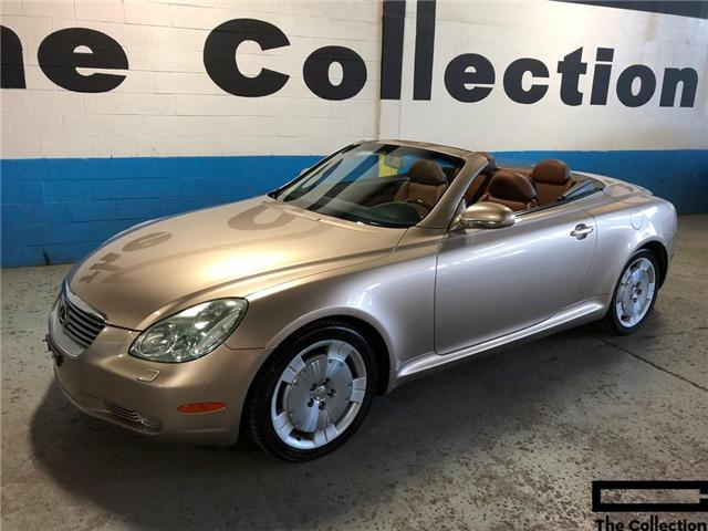 2004 Lexus SC 430 Base (Stk: 11819) in Toronto - Image 1 of 25