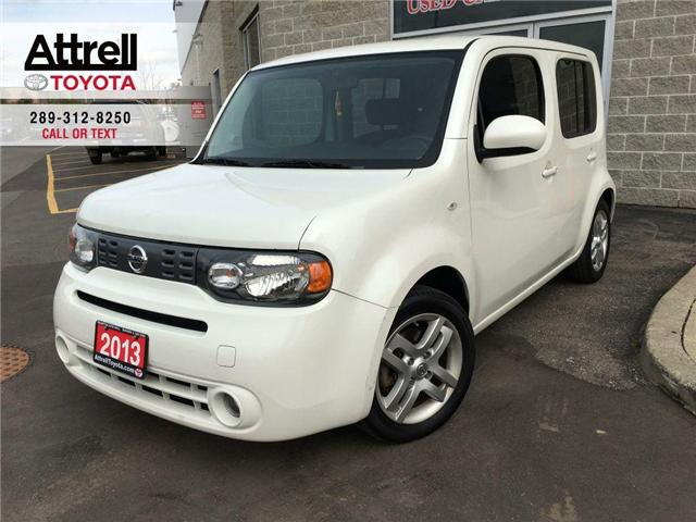 2013 Nissan Cube BLACK FRIDAY SPECIAL SL ALLOY WHEELS, TINTED WINDO (Stk: 42262A) in Brampton - Image 1 of 26