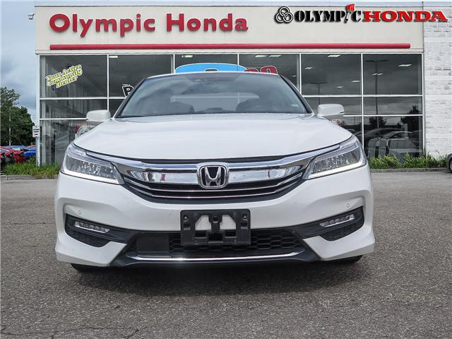 2017 Honda Accord Touring (Stk: A7882A) in Guelph - Image 2 of 24