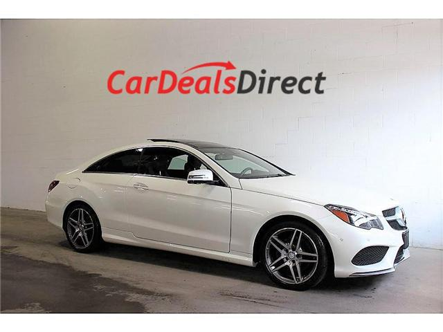 2014 Mercedes-Benz E-Class Base (Stk: 283457) in Vaughan - Image 1 of 30