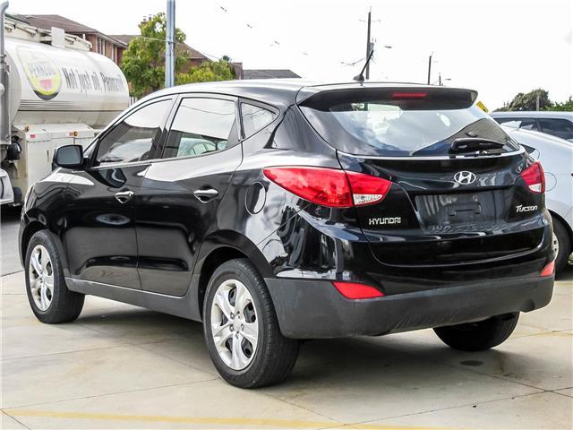 2013 Hyundai Tucson L (Stk: U06268) in Toronto - Image 4 of 8