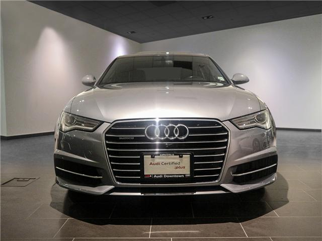 2016 Audi A6 2.0T Technik (Stk: P2802) in Toronto - Image 2 of 30