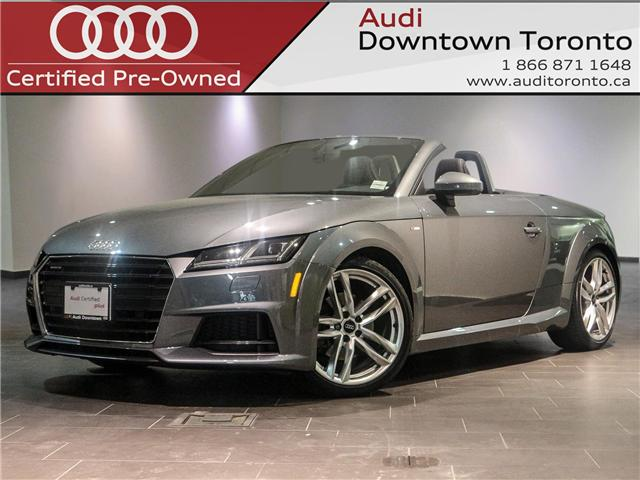2016 Audi TT 2.0T (Stk: P2852) in Toronto - Image 1 of 24