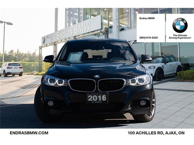 2016 BMW 335i xDrive Gran Turismo (Stk: 35237A) in Ajax - Image 2 of 22