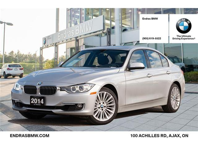 2014 BMW 328i xDrive (Stk: P5585) in Ajax - Image 1 of 21