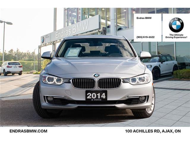 2014 BMW 328i xDrive (Stk: P5585) in Ajax - Image 2 of 21