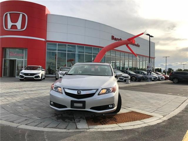 2015 Acura ILX Base (Stk: B0174) in Nepean - Image 1 of 25