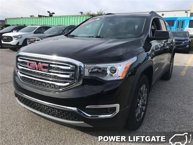 2019 GMC Acadia SLT-1 (Stk: Z136525) in Newmarket - Image 1 of 20