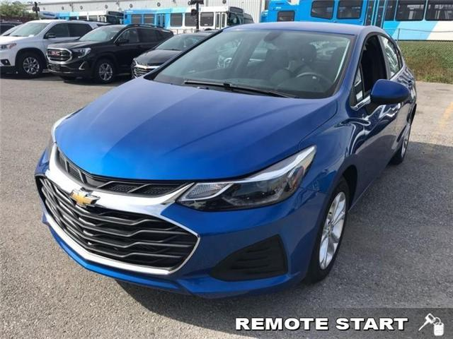 2019 Chevrolet Cruze LT (Stk: S530743) in Newmarket - Image 1 of 20