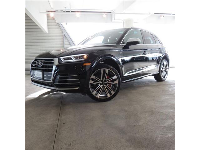 2018 Audi SQ5 3.0T Technik (Stk: AU5064) in Toronto - Image 2 of 22