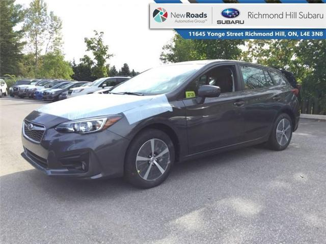 2019 Subaru Impreza 5-dr Touring AT (Stk: 32129) in RICHMOND HILL - Image 1 of 19