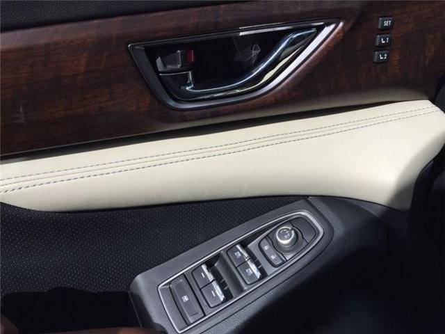 2019 Subaru Ascent Premier (Stk: 32137) in RICHMOND HILL - Image 18 of 20