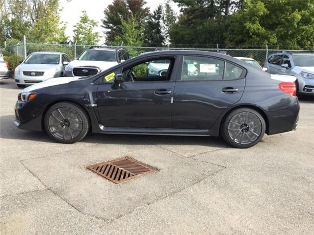 2019 Subaru WRX Sport-Tech w/Eyesight (Stk: 32161) in RICHMOND HILL - Image 2 of 19