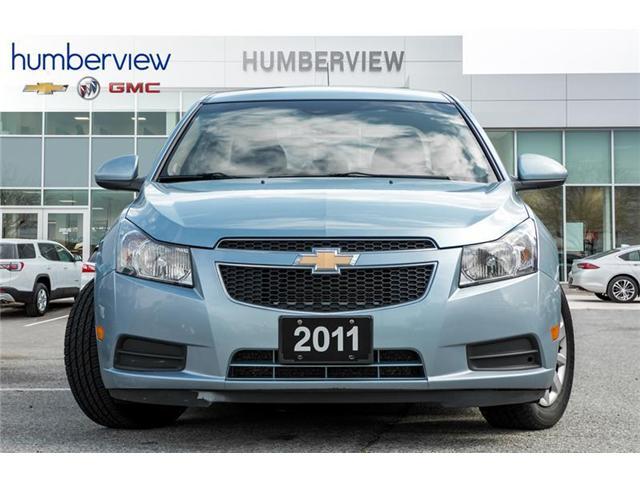 2011 Chevrolet Cruze LT Turbo (Stk: 18MB078A) in Toronto - Image 2 of 19