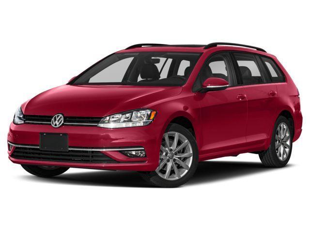 2018 Volkswagen Golf SportWagen 1.8 TSI Comfortline (Stk: 95982) in Toronto - Image 1 of 9