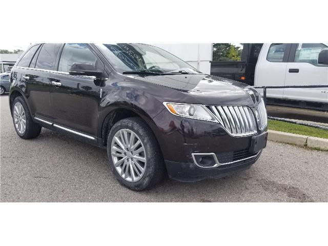 2013 Lincoln MKX Base (Stk: P8347) in Unionville - Image 1 of 6