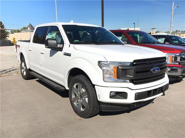 2018 Ford F-150 XLT (Stk: IF17450) in Uxbridge - Image 3 of 5