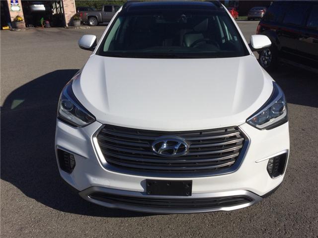 2018 Hyundai Santa Fe XL Luxury (Stk: svg423) in Morrisburg - Image 1 of 8