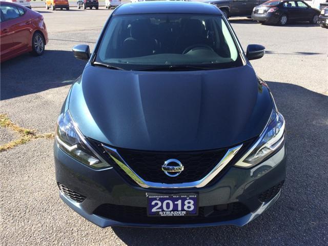 2018 Nissan Sentra 1.8 SV (Stk: svg121) in Morrisburg - Image 1 of 7