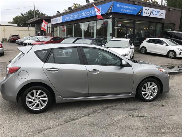 2012 Mazda Mazda3 GS-SKY (Stk: 181261) in North Bay - Image 1 of 11