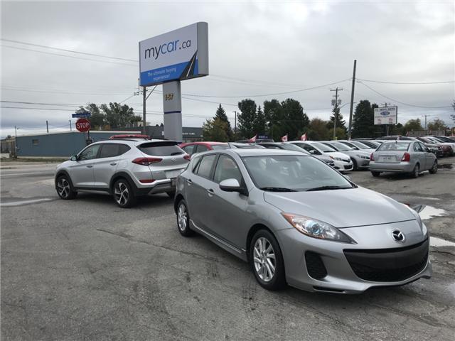 2012 Mazda Mazda3 GS-SKY (Stk: 181261) in North Bay - Image 2 of 11