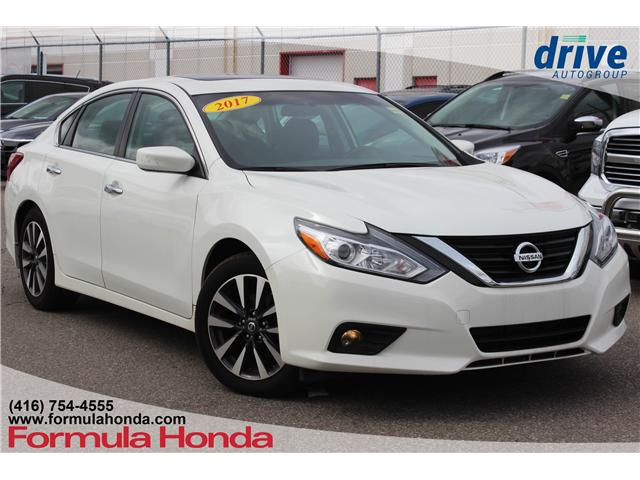 2017 Nissan Altima 2.5 SV (Stk: B10590) in Scarborough - Image 1 of 27