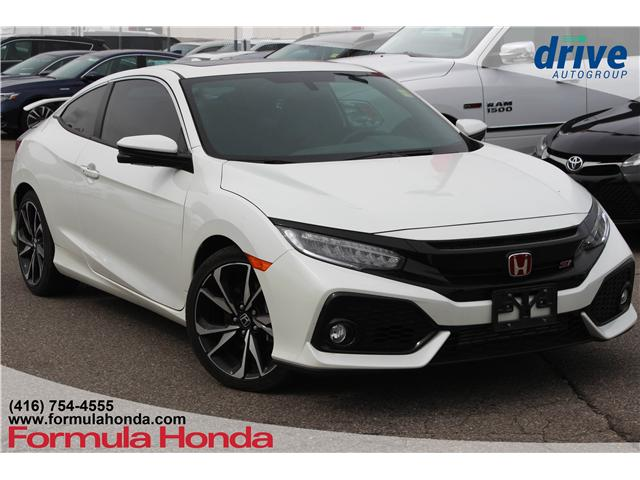 2017 Honda Civic Si (Stk: B10588) in Scarborough - Image 1 of 21