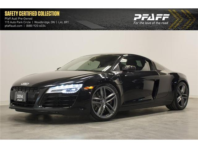 Used Audi R For Sale In Vaughan Pfaff Audi Vaughan - Audi r8 used