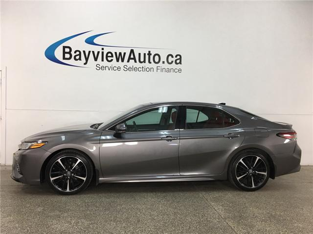 2018 Toyota Camry XSE V6 (Stk: 33585W) in Belleville - Image 1 of 28