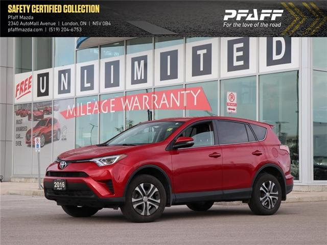 2016 Toyota RAV4 LE (Stk: LM8413A) in London - Image 1 of 18