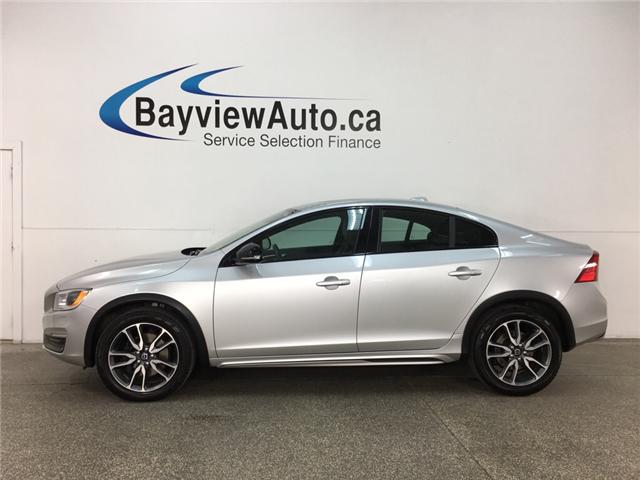 2016 Volvo S60 Cross Country T5 Platinum (Stk: 33610W) in Belleville - Image 1 of 29