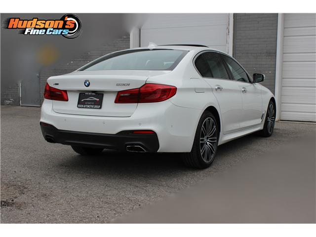 2017 BMW 530 i xDrive (Stk: 04372) in Toronto - Image 6 of 29